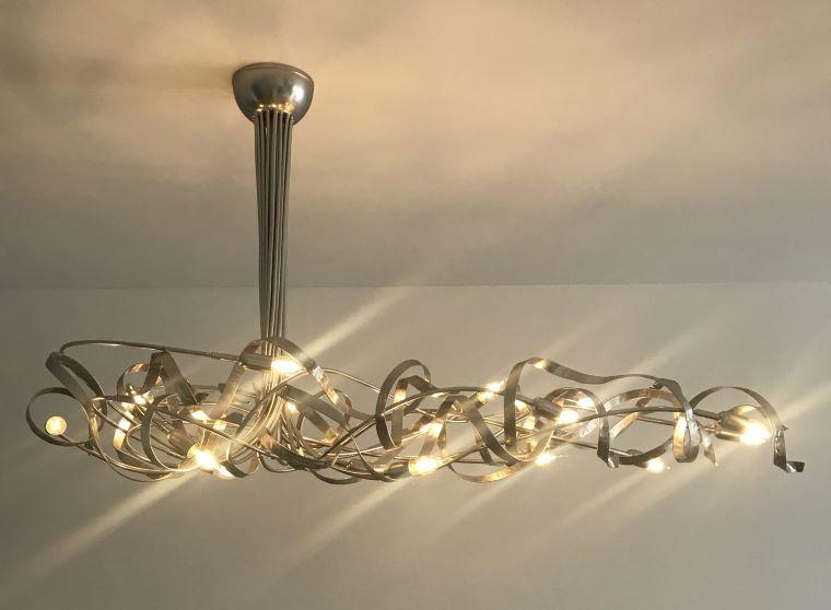 Kroonjuweel-Hanglamp-Asymmetrisch-Nikkel