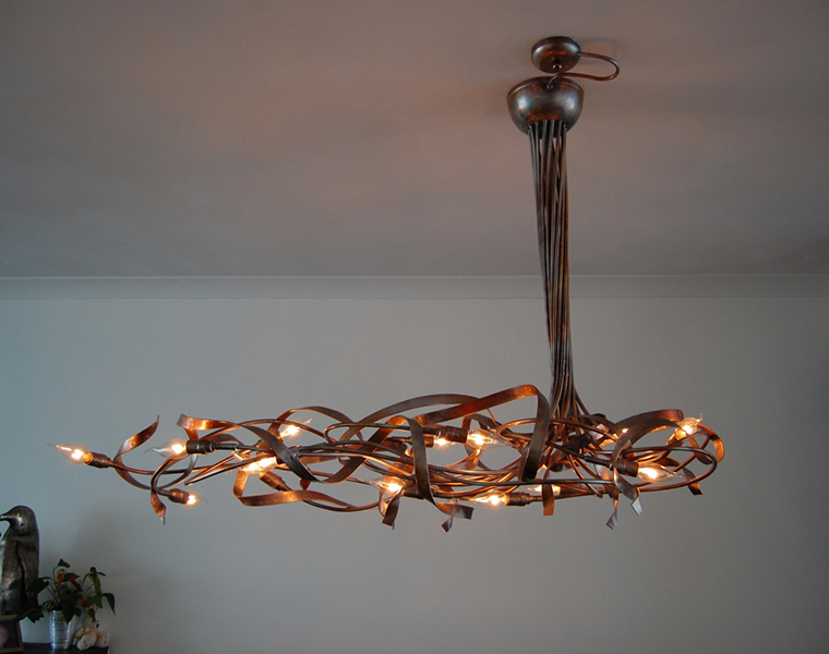 Kroonjuweel Hanglamp asymmetrisch