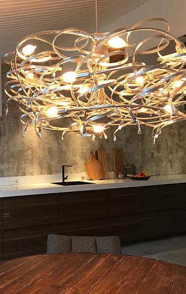 Kroonjuweel Hanglamp lean1