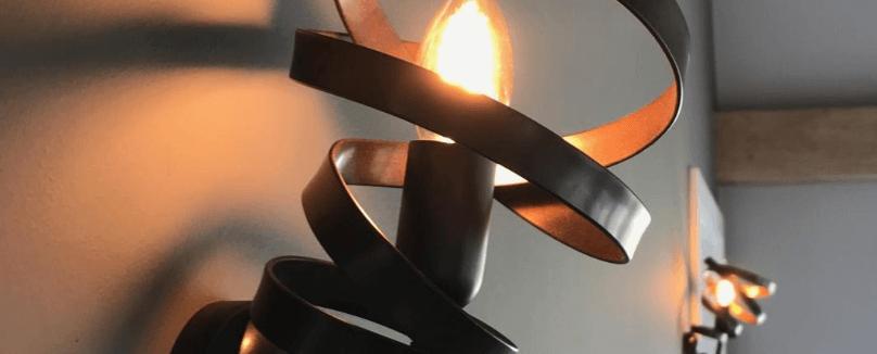 banner-wandlamp